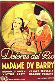 Madame Du Barry (1934) starring Dolores del Rio on DVD on DVD