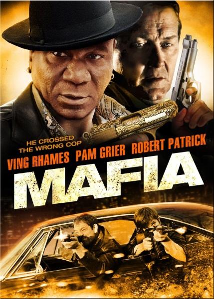 Mafia (2012) starring Ving Rhames on DVD