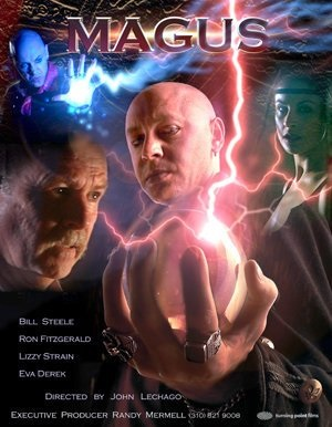 Magus (2008) starring Ron Fitzgerald on DVD
