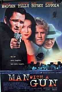 Man with a Gun (1995) starring Michael Madsen on DVD on DVD
