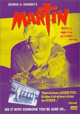 Martin (1977) starring John Amplas on DVD on DVD