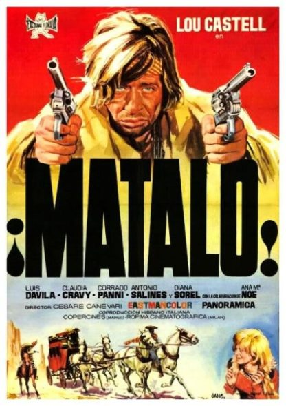 ¡Mátalo! (1970) with English Subtitles on DVD on DVD