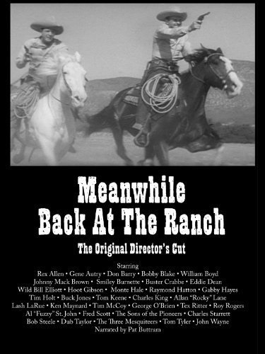 Meanwhile, Back at the Ranch (1976) starring Rex Allen on DVD on DVD