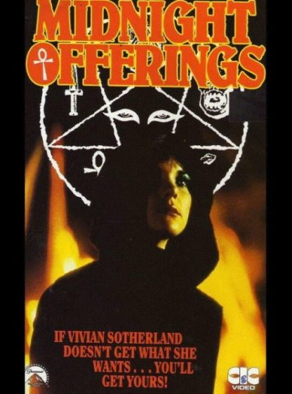 Midnight Offerings (1981) starring Melissa Sue Anderson on DVD on DVD