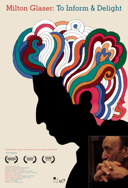 Milton Glaser: To Inform and Delight (2008) starring N/A on DVD on DVD