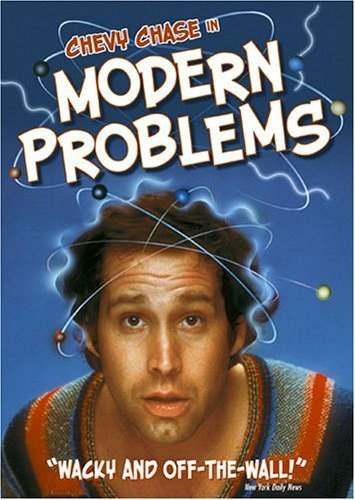 Modern Problems (1981) starring Chevy Chase on DVD on DVD