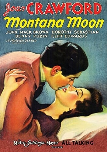 Montana Moon (1930) starring Joan Crawford on DVD on DVD
