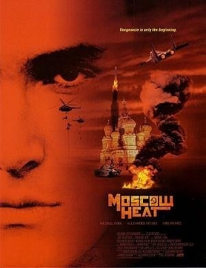 Moscow Heat (2004) starring Michael York on DVD on DVD