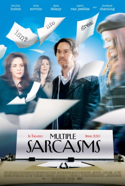 Multiple Sarcasms (2010) starring Timothy Hutton on DVD