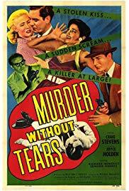 Murder Without Tears (1953) starring Craig Stevens on DVD on DVD