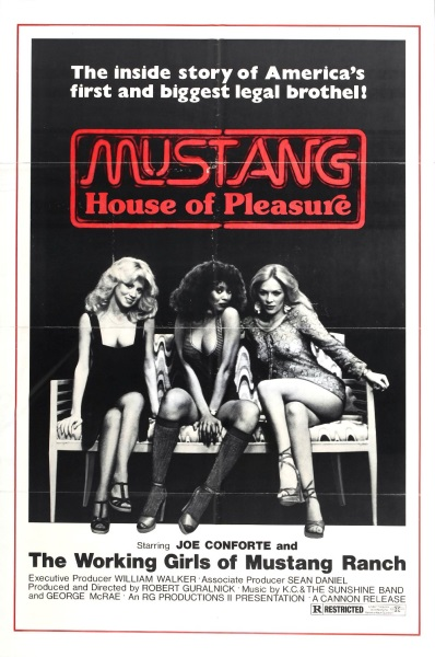 Mustang: The House That Joe Built (1977) starring Joe Conforte on DVD on DVD