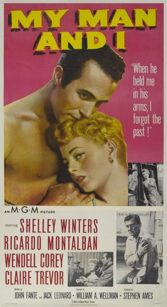 My Man and I (1952) with English Subtitles on DVD on DVD
