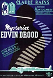 Mystery of Edwin Drood (1935) starring Claude Rains on DVD on DVD