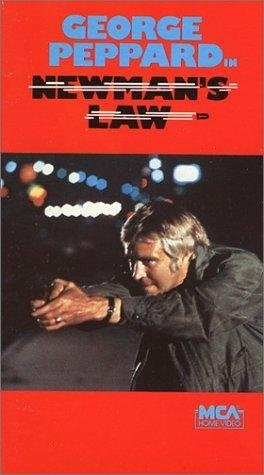 Newman's Law (1974) starring George Peppard on DVD on DVD