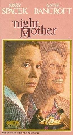 'night, Mother (1986) starring Sissy Spacek on DVD on DVD