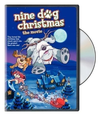 Nine Dog Christmas (2004) starring James Earl Jones on DVD on DVD