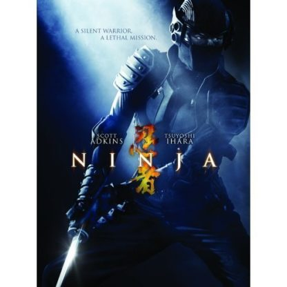Ninja (2009) with English Subtitles on DVD on DVD