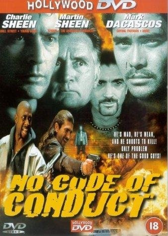 No Code of Conduct (1998) starring Charlie Sheen on DVD on DVD