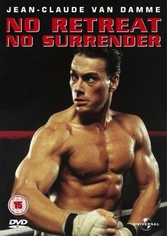 No Retreat, No Surrender (1986) starring Kurt McKinney on DVD on DVD