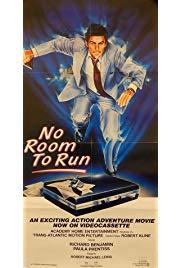 No Room to Run (1977) starring Richard Benjamin on DVD on DVD