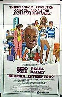 Norman… Is That You? (1976) starring Redd Foxx on DVD