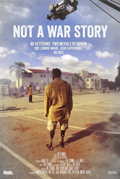 Not a War Story (2017) starring Mana Afshar on DVD on DVD