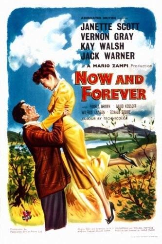 Now and Forever (1956) starring Janette Scott on DVD on DVD