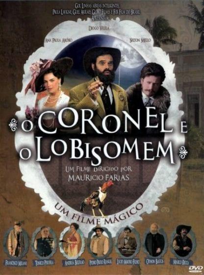 O Coronel e o Lobisomem (2005) with English Subtitles on DVD on DVD