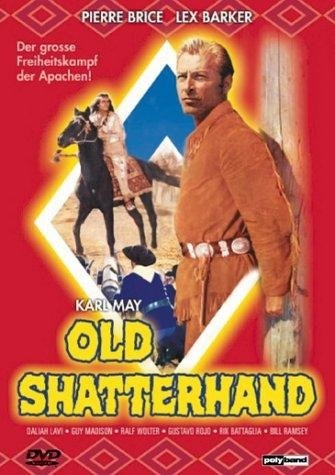 Old Shatterhand (1964) with English Subtitles on DVD on DVD