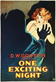 One Exciting Night (1922) with English Subtitles on DVD on DVD