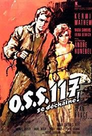 OSS 117 se déchaîne (1963) with English Subtitles on DVD
