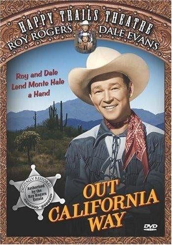 Out California Way (1946) starring Monte Hale on DVD on DVD