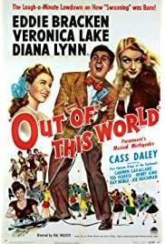 Out of This World (1945) starring Eddie Bracken on DVD on DVD