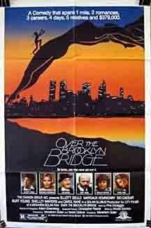 Over the Brooklyn Bridge (1984) starring Elliott Gould on DVD on DVD