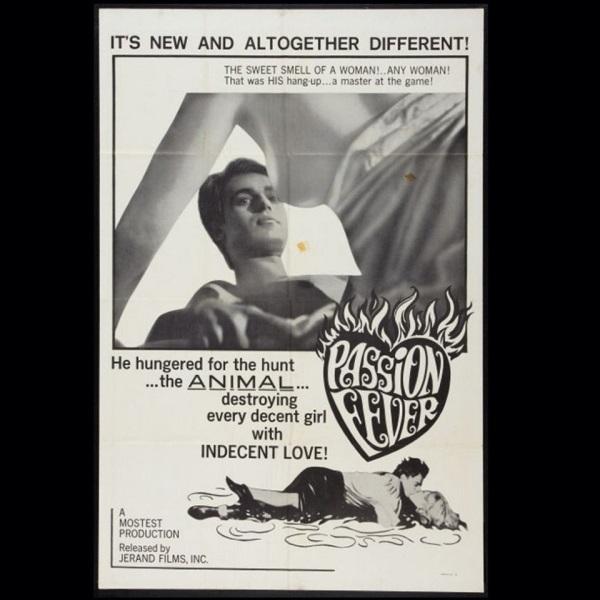 Passion Fever (1969) starring Eleni Anousaki on DVD - DVD Lady ...