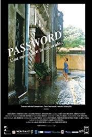 Password: Una mirada en la oscuridad (2002) with English Subtitles on DVD on DVD