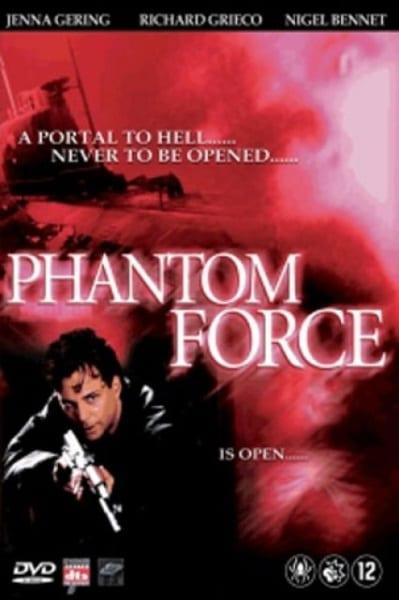 Phantom Force (2004) starring Richard Grieco on DVD on DVD