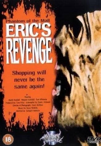 Phantom of the Mall: Eric's Revenge (1989) starring Derek Rydall on DVD on DVD