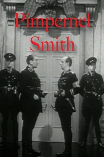 'Pimpernel' Smith (1941) with English Subtitles on DVD on DVD