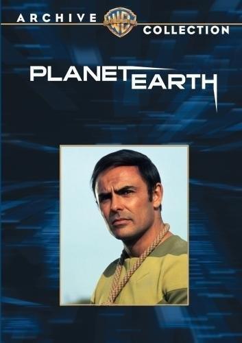 Planet Earth (1974) starring John Saxon on DVD on DVD