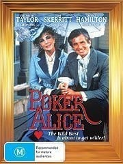 Poker Alice (1987) starring Elizabeth Taylor on DVD on DVD