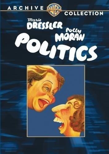 Politics (1931) starring Marie Dressler on DVD on DVD