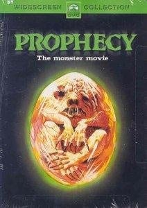 Prophecy (1979) starring Talia Shire on DVD on DVD