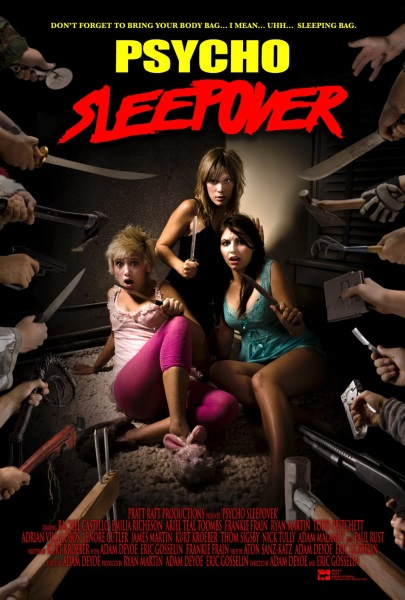 Psycho Sleepover (2008) starring Felissa Rose on DVD