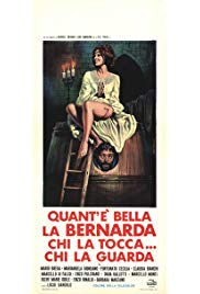 Quant'è bella la Bernarda, tutta nera, tutta calda (1975) with English Subtitles on DVD on DVD