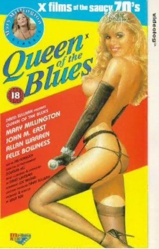 Queen of the Blues (1979) starring Mary Millington on DVD on DVD