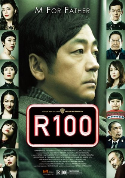 R100 (2013) with English Subtitles on DVD on DVD