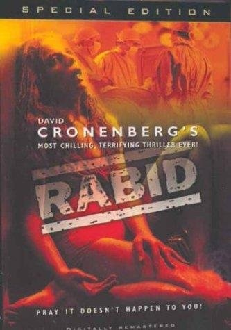 Rabid (1977) starring Marilyn Chambers on DVD on DVD