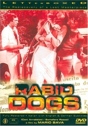 Rabid Dogs (1974) with English Subtitles on DVD on DVD