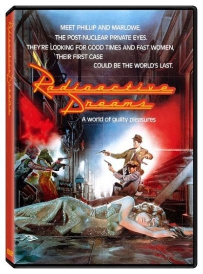 Radioactive Dreams (1985) starring John Stockwell on DVD on DVD